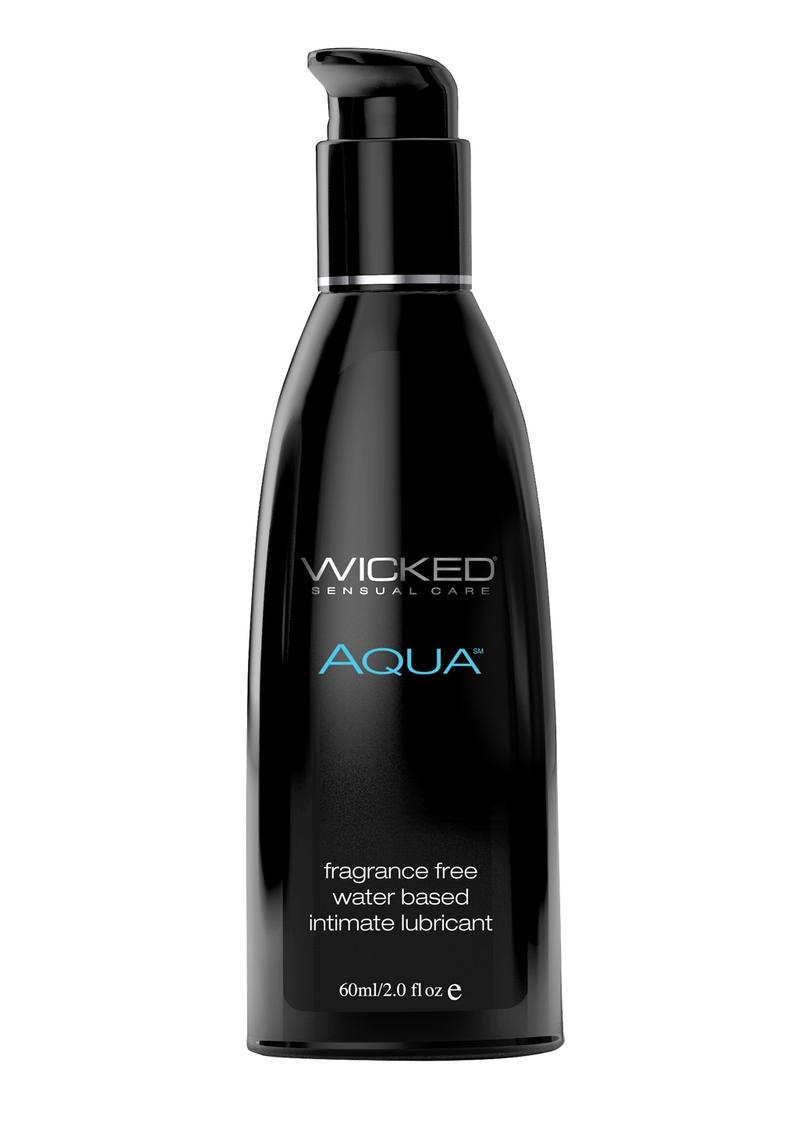Wicked Aqua Lubricant 2oz.