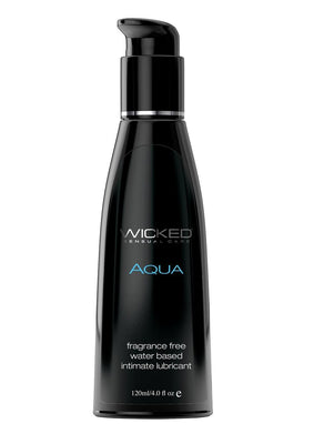 Wicked Aqua Lubricant 4oz.