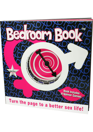 Bedroom Spinner Book