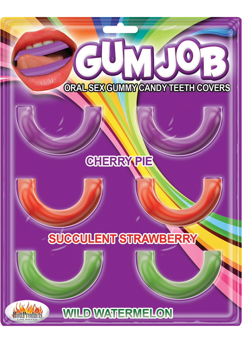 Gum Job/Oral Sex Candy Teeth Cover (6dp)