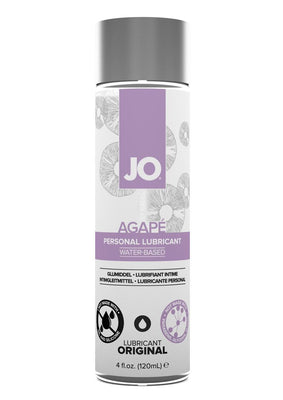JO Agap - Original - Lubricant (Water-Based) 4 fl oz / 120 ml