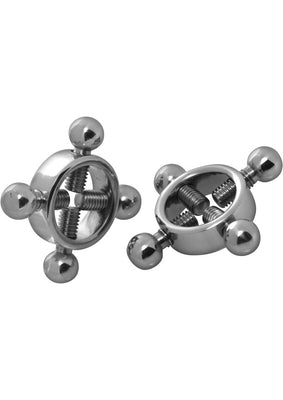 Masters Rings Of Fire Nipple Press Set (Stainless Steel)