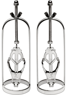 Master Series Steel Clover Clamp Nipple Stretcher