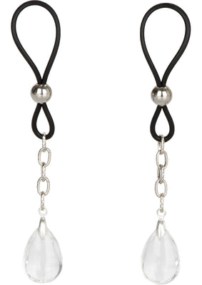 Nipple Play Non-Piercing Nipple Jewelry - Crystal