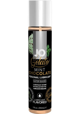 JO Gelato - Mint Chocolate - Lubricant (Water-Based) 1 fl oz / 30 Ml