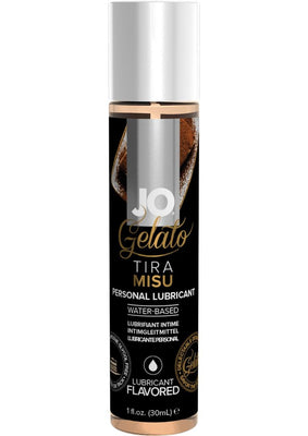 JO Gelato - Tiramisu - Lubricant (Water-Based) 1 fl oz / 30 Ml