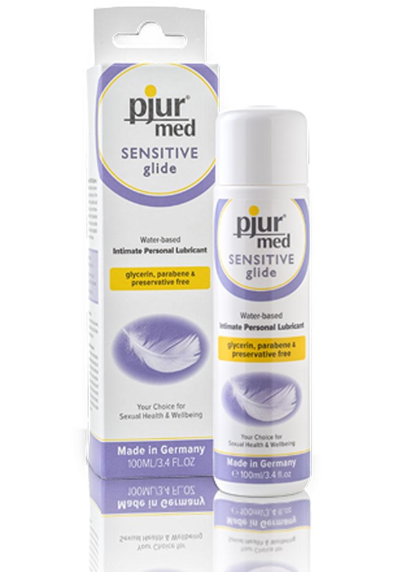 Pjur Med Sensitive Glide 100ml / 3.4oz