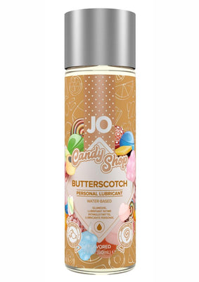 Jo H20 Flavored Candy Shop Butterscotch 2oz