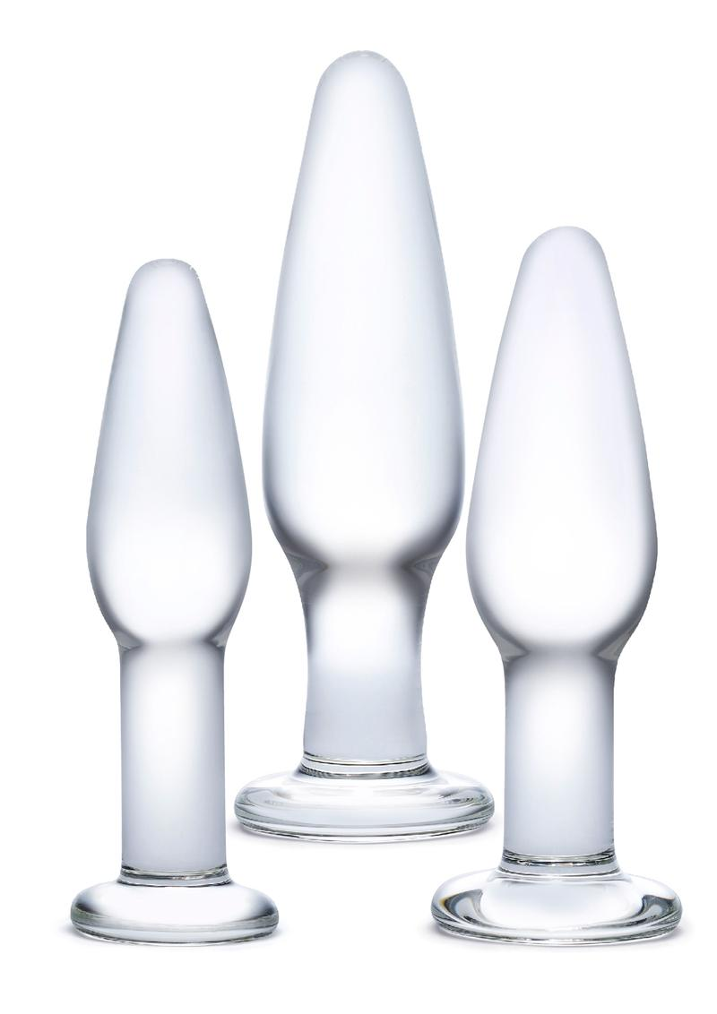 Glas Anal Training Set (3pc)