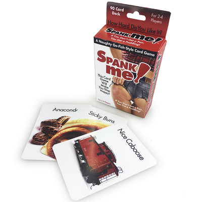 Spank Me, Naughty Card Game