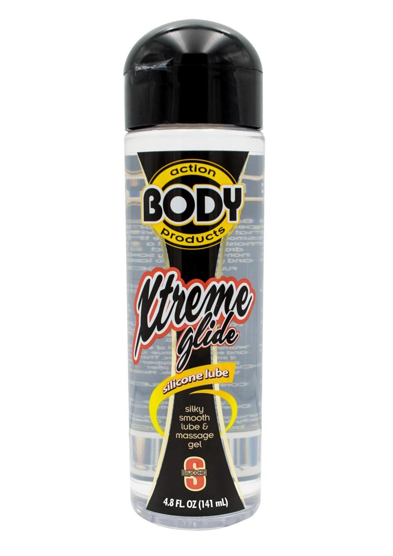 Body Action Extreme Glide Silicone Lubricant 4.8 fl oz