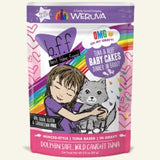 BFF Tuna & Beef Baby-Cakes 3oz Cat Pouch