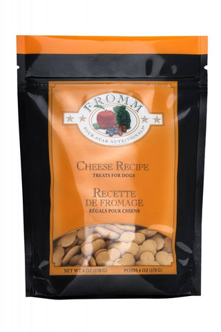 Fromm Dog Treats - Cheese 6oz