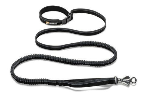 Ruffwear Roamer Leash: Obsidian Black