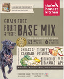 Honest Kitchen Grain Free Fruit & Veggie Base Mix