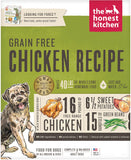 Honest Kitchen Grain Free Chicken Recipe