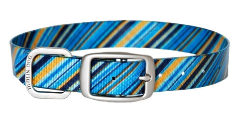 KOA Oxford Blue Waterproof Collar