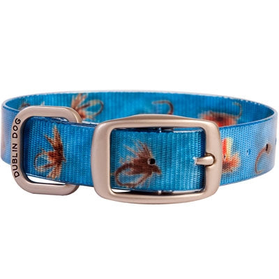 KOA Upstream Blue Flyfish Waterproof Collar