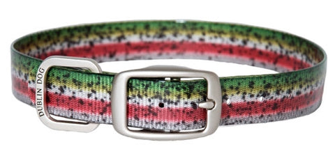 KOA Rainbow Trout Fish Waterproof Collar