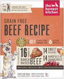 Honest Kitchen Grain Free Beef Recipe