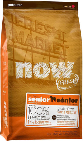 Now Fresh Grain-Free Senior Weight Management Recipe