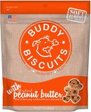 Buddy Biscuits Soft & Chewy Peanut Butter 6oz