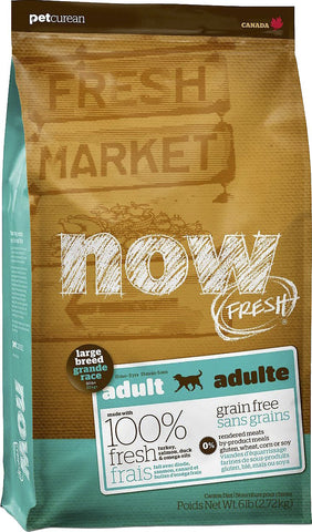Now Fresh Grain-Free Large Breed Adult Recipe