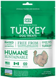 Open Farm Dehydrated Turkey Dog Treats - 4.5 oz