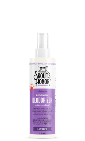 Skout's Honor Probiotic Lavender Daily Use Pet Deodorizer