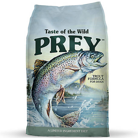 Taste of the Wild Prey Trout Formula for Dogs