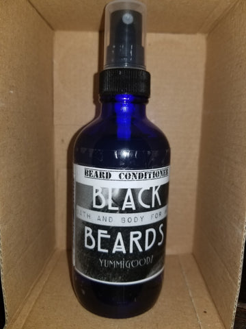 black beards FLOSS BOSS SERUM