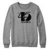 The 45 Sessions Logo (Black) Crewneck