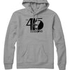 The 45 Sessions Logo (Black) Hoodie