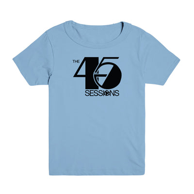 The 45 Sessions Logo (Black) Kid's Tee