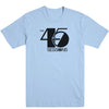 The 45 Sessions Logo (Black) Men's Tee
