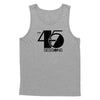 The 45 Sessions Logo (Black) Tank Top