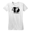 The 45 Sessions Logo (Black) Women's Tee