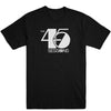 The 45 Sessions Logo (White) Men's Tee