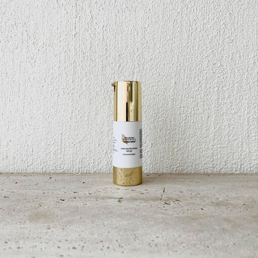 Golden Eye & Face Serum Anti-age