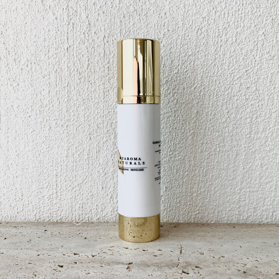 Golden Anti-Aging Face Cleanser