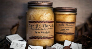 Candle Threads | Classic Country Mason Jar Candle
