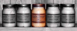 Candle Threads | 16oz Soy Candles Rustic