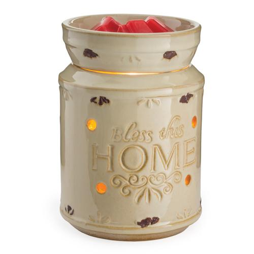 Candle Threads | Bless This Home Fragrance Warmer