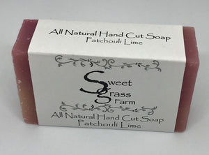 Sweet Grass Farm Bar Soap