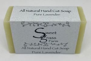 Sweet Grass Farm Bar Soap @ Candle Threads
