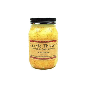 Candle Threads | 16oz Fruit Slices Soy Candle