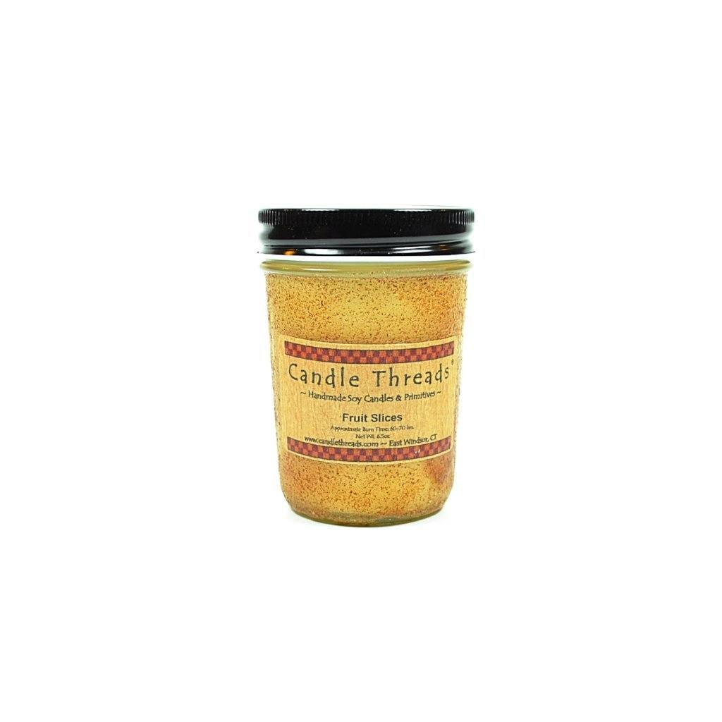 Candle Threads | 8oz Fruit Slices Soy Candle