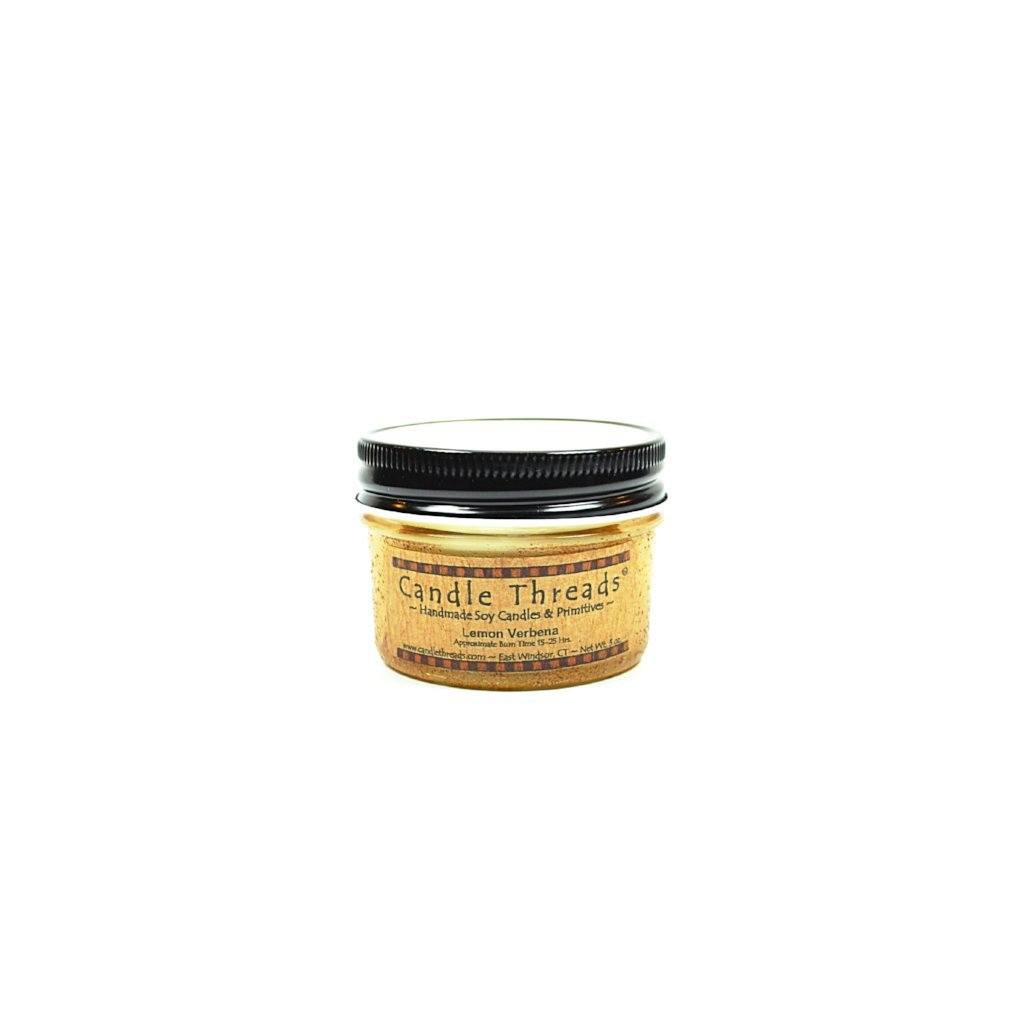 Candle Threads | 4oz Lemon Verbena Soy Candle