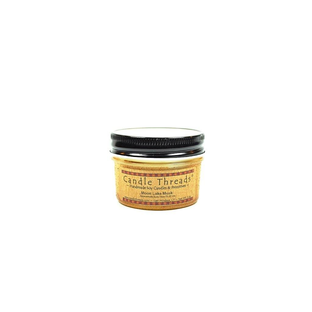 Candle Threads | 4oz Moon Lake Musk Soy Candle