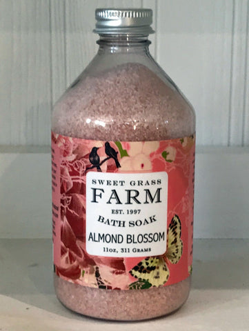 Sweet Grass Farm Bath Soak